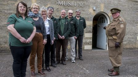 The Dad's Army Museum in Thetford is now open for the 2017 season. Museum volunteers are ready to w