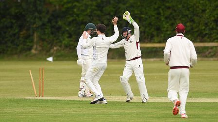 These are exciting times for Thetford Cricket Club. Picture: Ian Burt