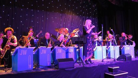 The Jonathan Wyatt Big Band will be playing at St Nicholas Minster, Great Yarmouth.