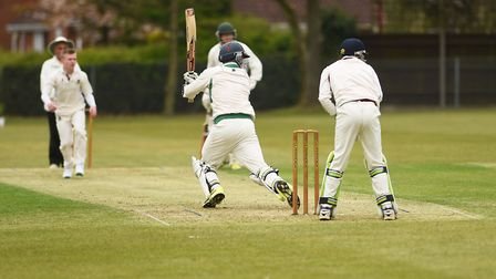 Thetford won again at the weekend to take over at the top of Norfolk Alliance Division One. Picture: