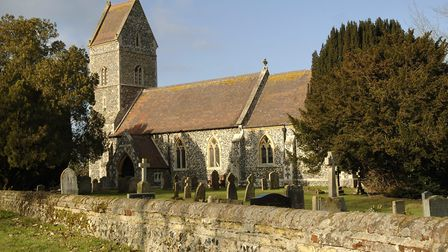 St Ethelbert Church at East Wretham. Picture: JAMES BASS/ARCHANT