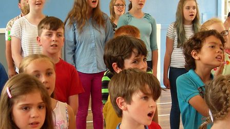 Thetford Voices are holding singing courses for children and young adults. Picture: Thetford Voices