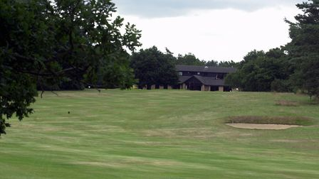 The 18th hole at Thetford Golf Club. Picture: ARCHANT