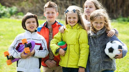 Breckland Council is running a programme of sports and games for children over the summer holidays.