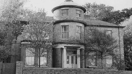 Places - GKoolunga , house / flats at 63 High Road, Gorleston. At one time it was the Sea Cadets h