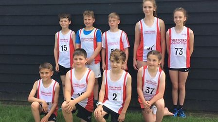 Thetford AC youngsters have done the club proud over the course of the 2017 track and field season.