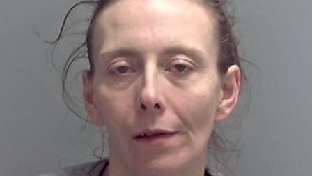 Sarah Morris, aged 38, is wanted on recall to prison for breaching the terms of her licence. Photo:N