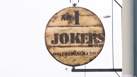 Carrie Rees has opened up a new diner on the Harfreys Industrial Estate, Yarmouth called 'Jokers'Pic