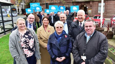 The Conservatives became the majority party on Great Yarmouth council after welcoming seven UKIP cou