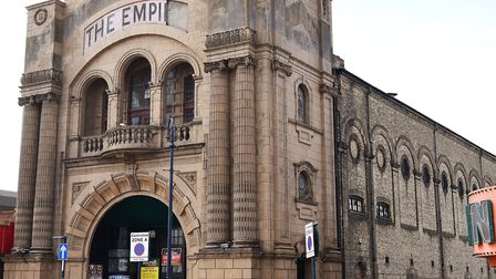 The Empire Theatre in Great Yarmouth.Picture: James Bass