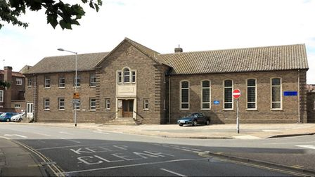 Unitarian Church Yarmouth, which has hosted its first same-sex wedding. Picture: Archant library