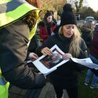 The search for missing girl Sophie Smith continues in Gorleston.Picture: ANTONY KELLY