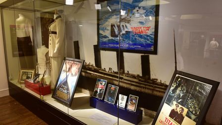 A new Titanic exhibition is now on display at the Time and Tide museum.PHOTO: Nick Butcher