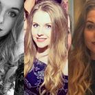 Three images of missing Sophie Smith, who left her home in Gorleston in the early hours of Boxing Da