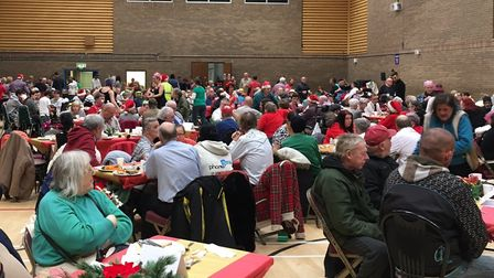 Open Christmas Great Yarmouth. Photo: James Carr.