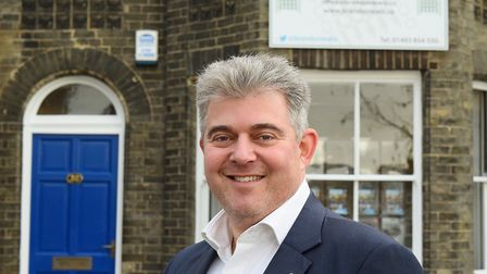 Brandon Lewis, MP for Great Yarmouth. Picture: James Bass