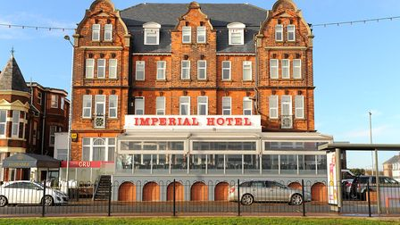 Imperial Hotel, Great Yarmouth.Picture: James Bass