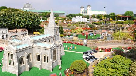 Merrivale Model Village in Great Yarmouth.August 2013.Picture: James Bass