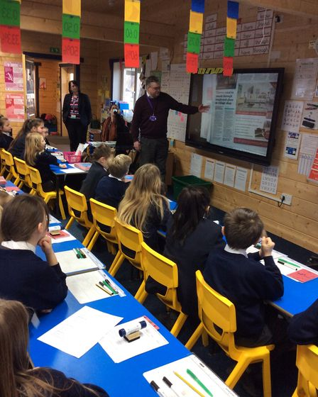 Chief reporter Anthony Carroll passes on his top tips. Picture: Peterhouse CE Primary Academy
