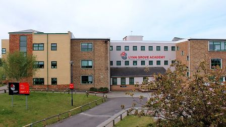 Lynn Grove Academy as been rated as good by Ofsted.Picture: Lynn Grove Academy