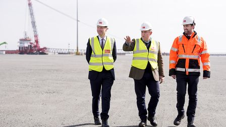 Peel Ports is bidding to be one of the sites responsible for the construction of Heathrow's third ru