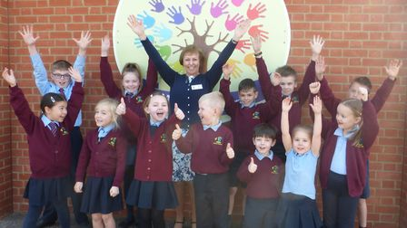 Ludham Primary School is celebrating after it was rated 'good' by Ofsted. Photo: Ludham Primary Scho