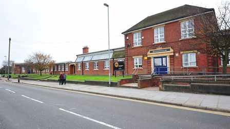 East Norfolk Sixth Form College in Gorleston advised student and staff to avoid walking alone down B