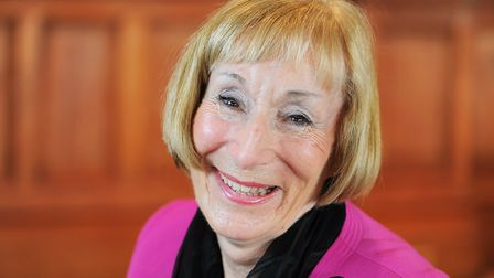 Shirley Weymouth is set to become the mayor of the Great Yarmouth borough in the 2015/16 municipal y