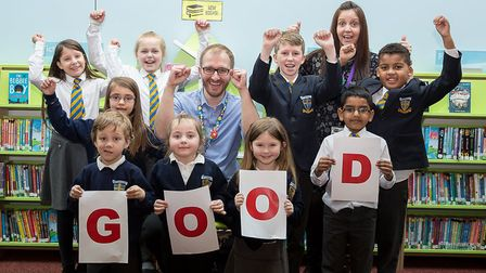 "Peterhouse Church of England Primary Academy is celebrating a ""dramatic improvement'. Picture: Peter"