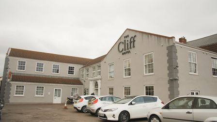 The Cliff Hotel in Gorleston. Picture: Archant