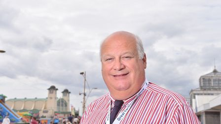 David Marsh, one of the air show organisers Picture: Nick Butcher