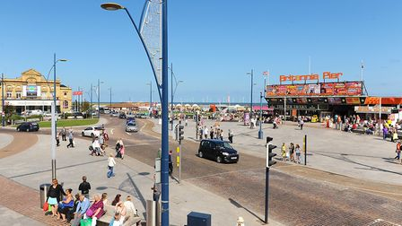Great Yarmouth. Picture: James Bass