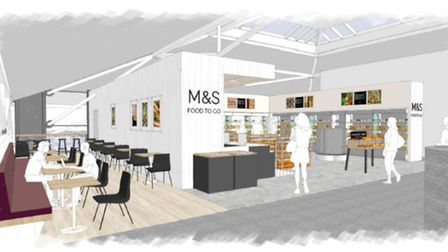 M&S store. Picture: JPUH