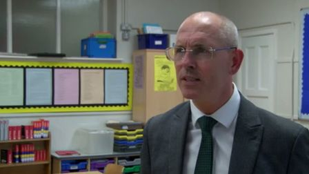 Barry Smith, principal of Great Yarmouth Charter Academy. Picture: Archant