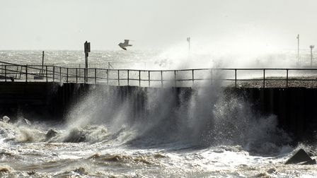 The funding will help protect homes and businesses from flooding Picture: Nick Butcher