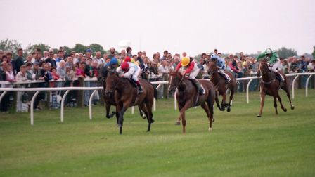 Great Yarmouth races, 21st July 1993. Photo: Archant Library