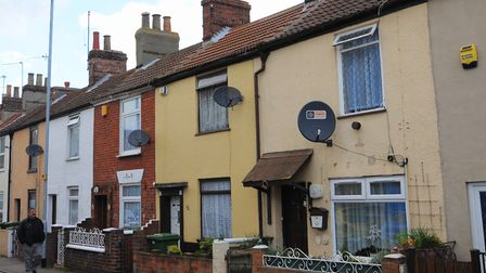 Homes in the Nelson ward Picture: Archant
