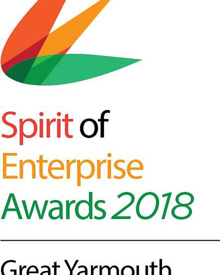 Spirit of Enterprise Awards 2018 logo.