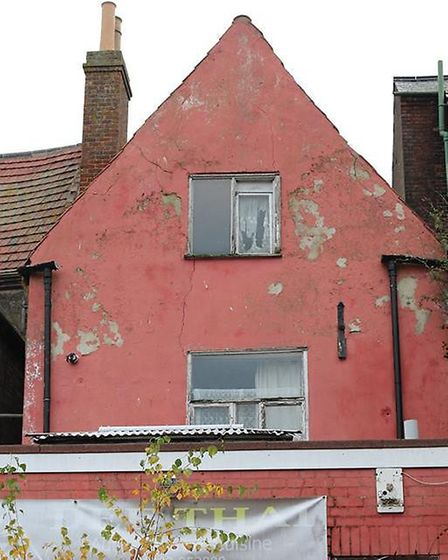 Things are looking up for the last timber-framed building in Great Yarmouth after it has been bought