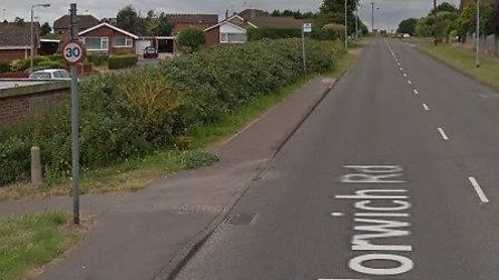 Caister Parish Council plans to buy a new speed control sign for the town after drivers have persist