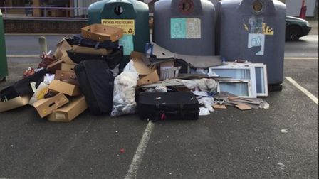 Great Yarmouth Borough Council branded the tip a waste of money. Picture: Great Yarmouth Borough Cou