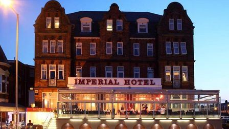 Great Yarmouth's Imperial Hotel has received a national Rose award for its services. It puts the sea