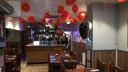 Chico's restaurant in Great Yarmouth is a must for seafood lovers on Valentine's Day. Picture: Chico