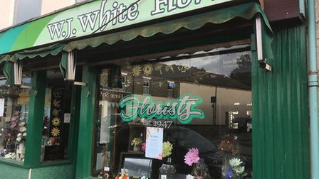 Two new shops could open in the building formerly occupied by WJ White Florist in Gorleston high str