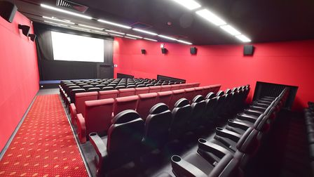 The Palace Cinema in Gorleston High Street will keep children entertained over half term. Picture: N