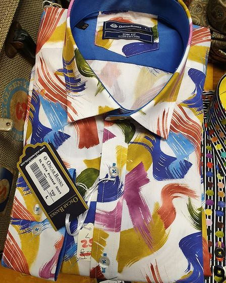 A funky shirt from What Is Hip in Gorleston would make the perfect present for those who like to sta