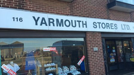 Yarmouth Stores in Great Yarmouth is moving to Kirklands House. Picture: Joseph Norton