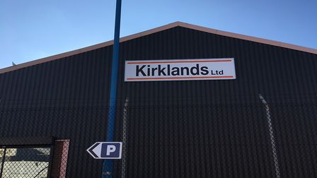 Yarmouth Stores will be moving to Kirklands House in the near future. Picture: Joseph Norton