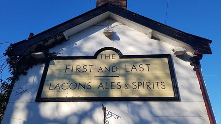 """The loss of the First and Last pub in Ormesby has been described as """"a travesty"""" Picture: Liz Coates"""