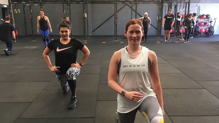 CrossFit sessions incorporate a variety of dynamic exercises involving weights and other gym equipme